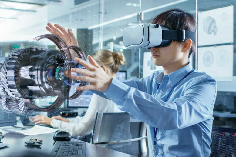 VR in Electronic Manufacturing